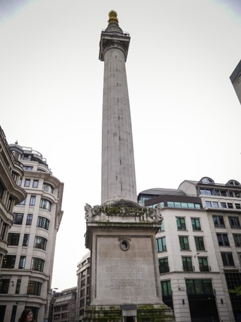 Fire of London monument
