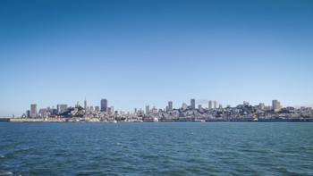 SF from the water